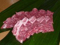 黒毛和牛 ロース・モモ焼肉