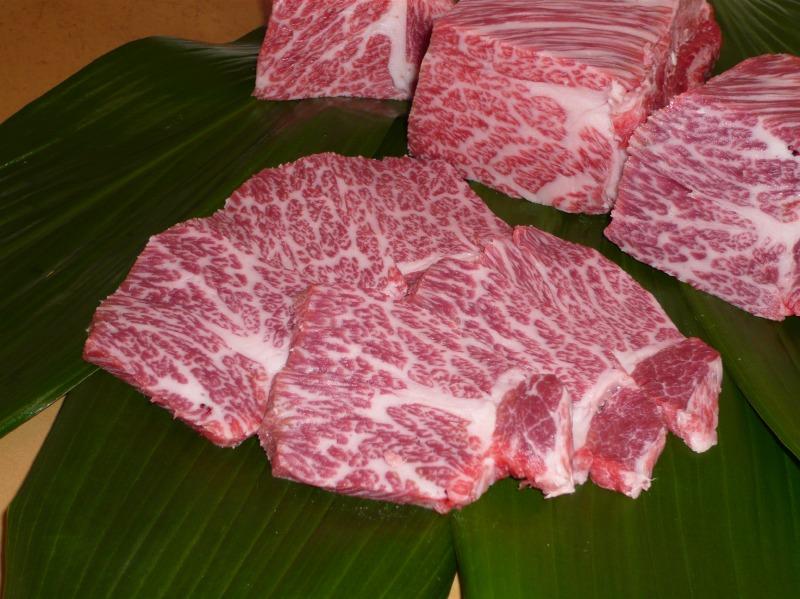 画像1: 黒毛和牛 カルビ焼肉