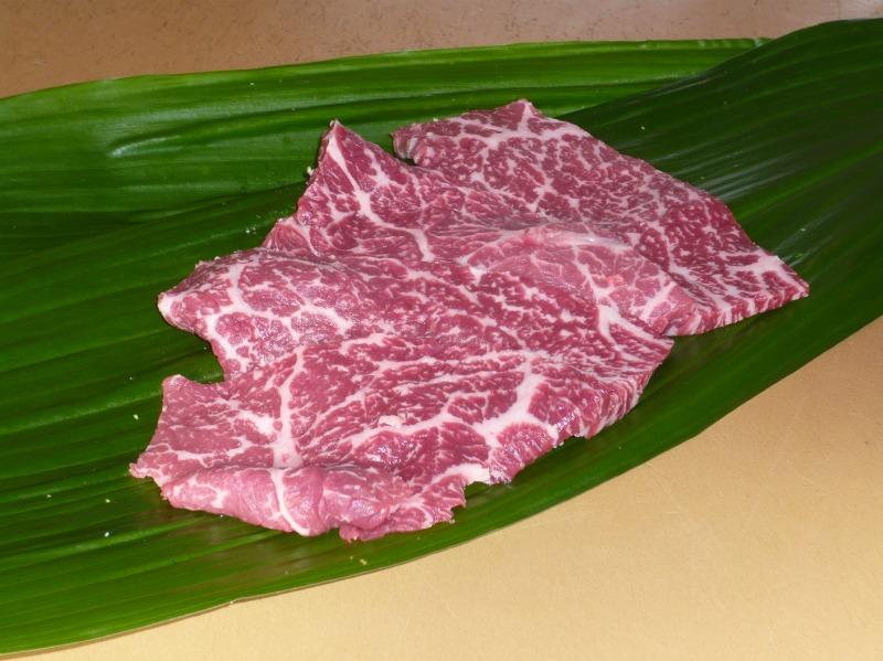画像1: 黒毛和牛 モモ焼肉